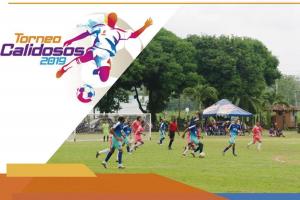 Inauguración Torneo de Fútbol Calidosos 2019