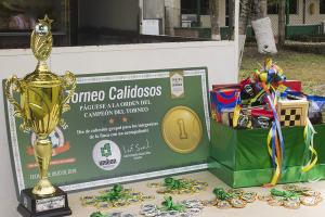 En Unibán celebramos el Torneo Calidosos para nuestros trabajadores bananeros